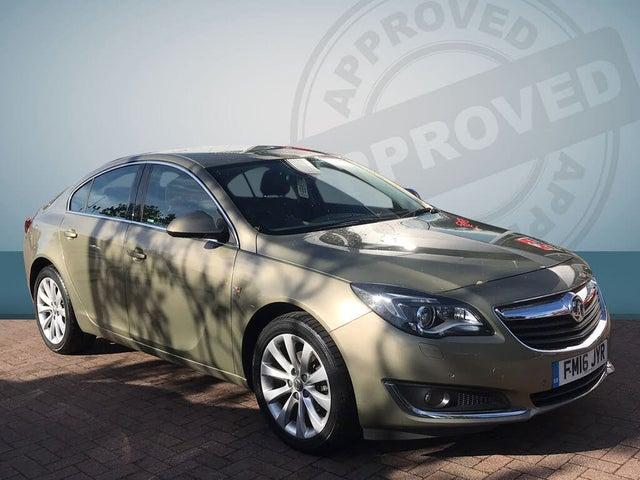 2016 Vauxhall Insignia 1.6CDTi Elite (Nav) Auto (16 reg)