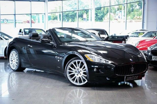 2010 Maserati GranCabrio 4.7 (MP reg)