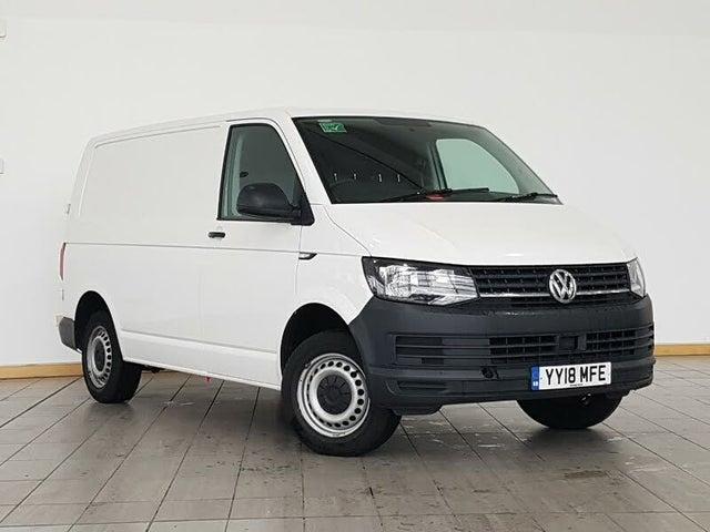 2018 Volkswagen Transporter 2.0TDI T28 Startline BMT SWB (102ps)(Eu6) (18 reg)