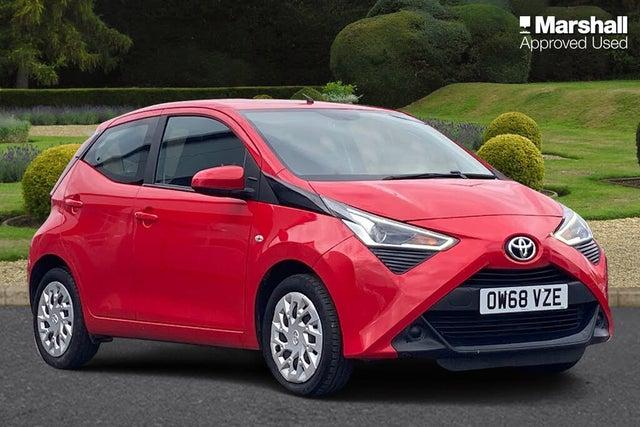 2019 Toyota AYGO 1.0 VVT-i x-play 5d (68 reg)