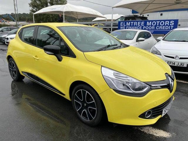 2013 Renault Clio 0.9 Dynamique (13 reg)