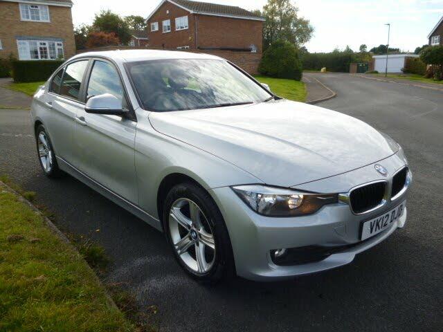 2012 BMW 3 Series 2.0TD 320d SE (184bhp) (s/s) Saloon 4d Auto (12 reg)