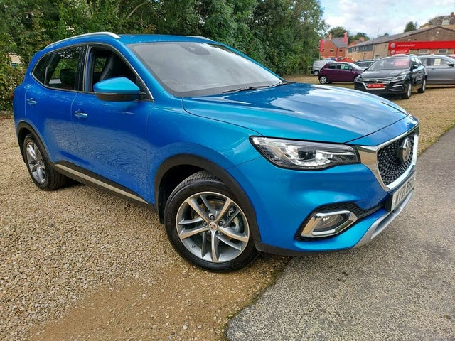 2021 MG HS 1.5T-GDI Exclusive (162ps) (21 reg)