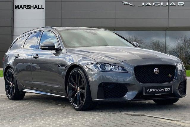 2018 Jaguar XF 3.0TD Sportbrake 5d (18 reg)