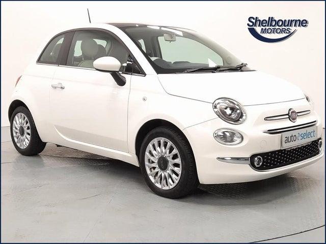 2016 Fiat 500 1.2 LOUNGE (16 reg)