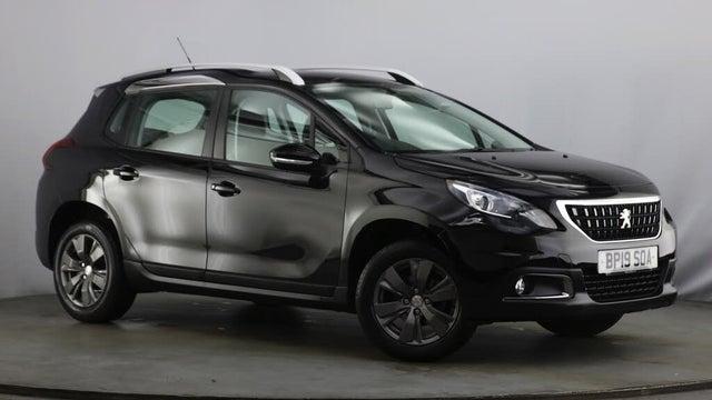 2019 Peugeot 2008 SUV (19 reg)