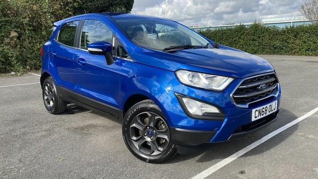 2019 Ford EcoSport (68 reg)