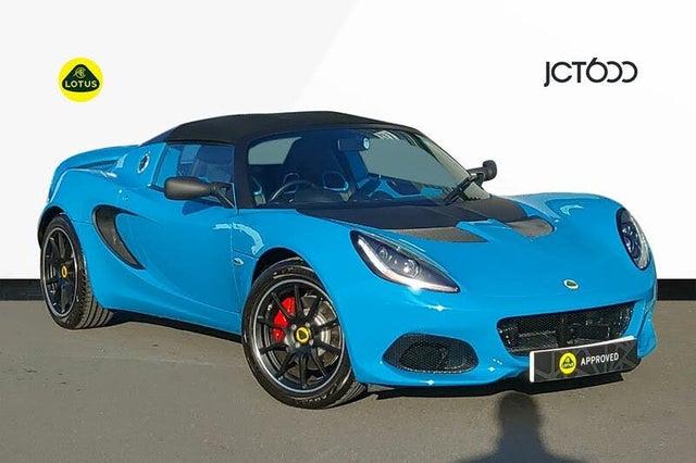 2020 Lotus Elise 1.8 Sport 220 (20 reg)