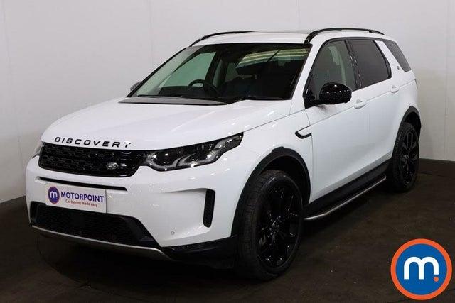 2019 Land Rover Discovery Sport 2.0 D180 HSE (69 reg)