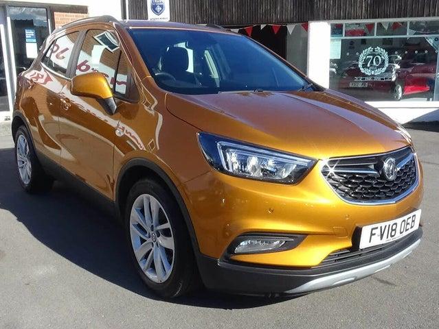 2018 Vauxhall Mokka X (18 reg)