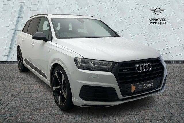 2019 Audi Q7 3.0 50 TDI Black Edition (s/s) (68 reg)
