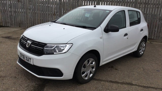2018 Dacia Sandero 1.0 SCe Ambiance (18 reg)
