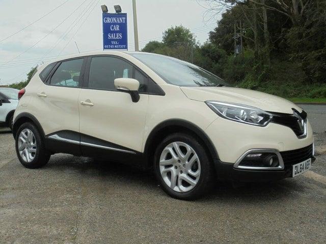 2014 Renault Captur 0.9 Dynamique MediaNav ENERGY (s/s) (64 reg)