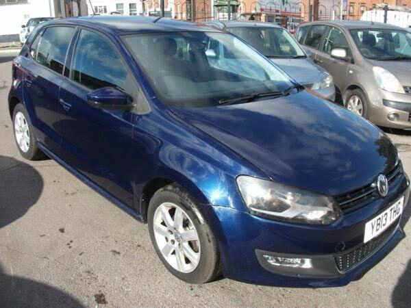 2013 Volkswagen Polo 1.2 Match Edition (60ps) 5d (13 reg)