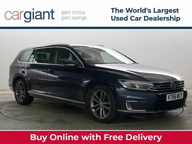 2017 Volkswagen Passat 1.4 TSI GTE Estate 5d (66 reg)