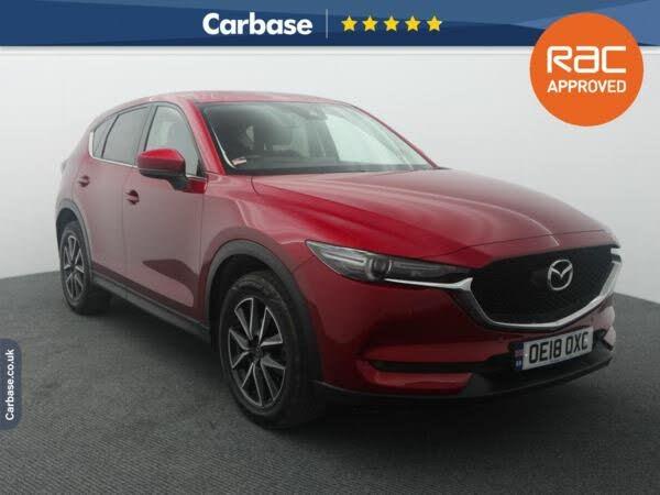 2018 Mazda CX-5 2.2TD Sport (Nav) (150ps) (2WD)(s/s) (18 reg)