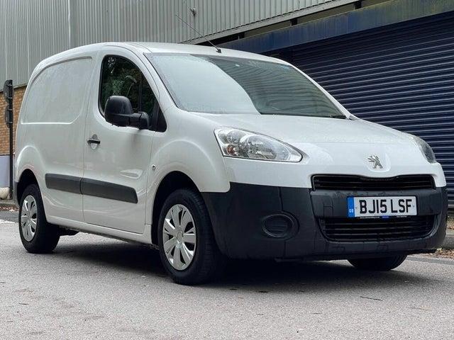 2015 Peugeot Partner 1.6TD S L1 (92) 850 Panel Van (15 reg)