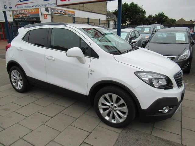 2016 Vauxhall Mokka 1.6CDTi SE (136ps) (65 reg)
