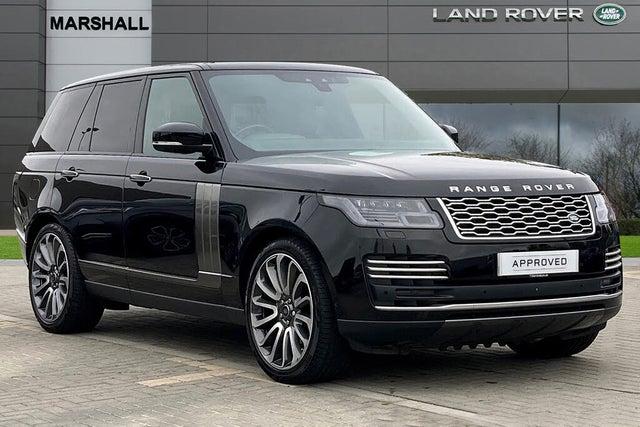 2019 Land Rover Range Rover 3.0 SDV6 Autobiography (69 reg)