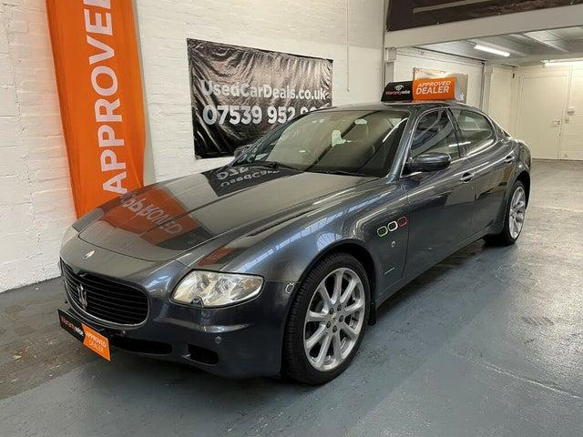 2006 Maserati Quattroporte 4.2 Seq (06 reg)