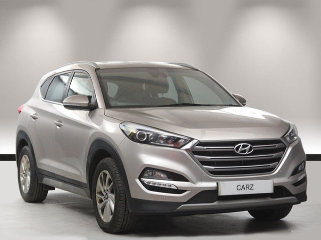 2018 Hyundai Tucson 1.7CRDi Blue Drive Premium (116ps) (67 reg)