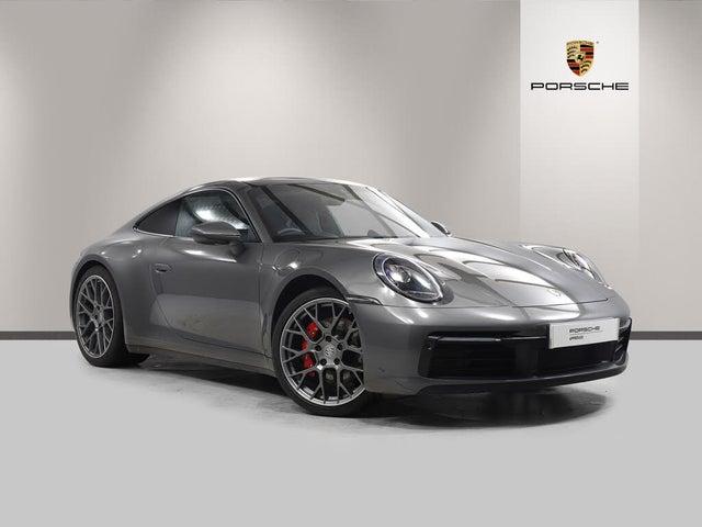 2020 Porsche 911 3.0 Carrera S (450ps) Coupe PDK (20 reg)