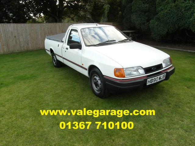 1991 Ford P100 2.0 Standard Pick-Up