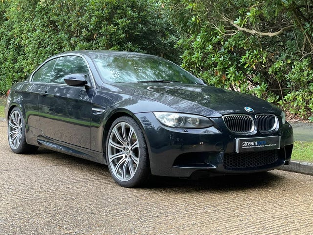 2008 BMW 3 Series 4.0 M3 V8 Convertible 2d M DCT (08 reg)