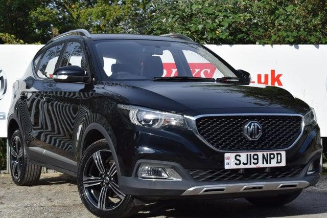 2019 MG ZS SUV 1.0T GDI Exclusive (19 reg)