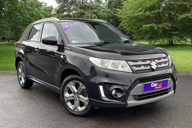 2017 Suzuki Vitara 1.6 SZ-T (17 reg)