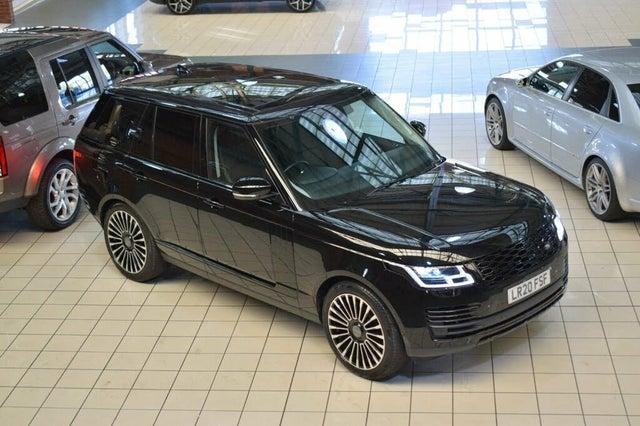 2020 Land Rover Range Rover 2.0 P400e Vogue (20 reg)