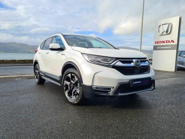 2020 Honda CR-V 2.0 i-MMD SR (Z1 reg)