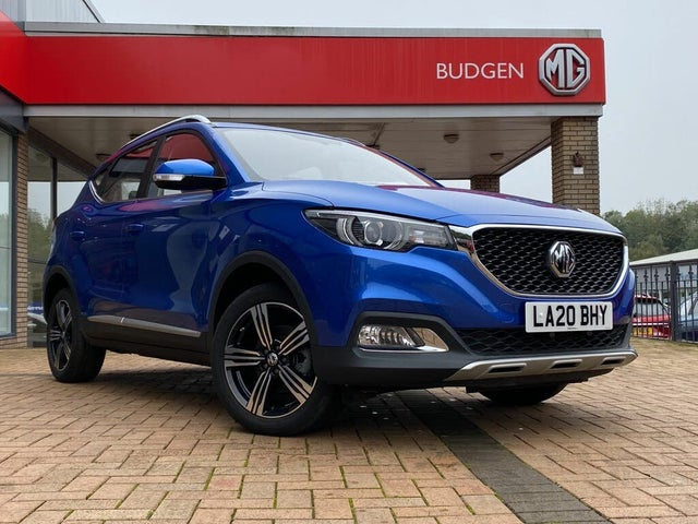 2020 MG ZS 1.0T GDI Exclusive (111ps) (20 reg)