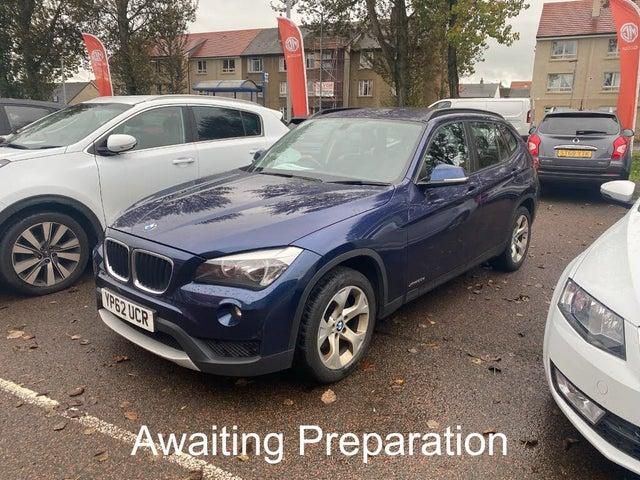 2012 BMW X1 2.0TD xDrive20d SE (181bhp) Auto (62 reg)