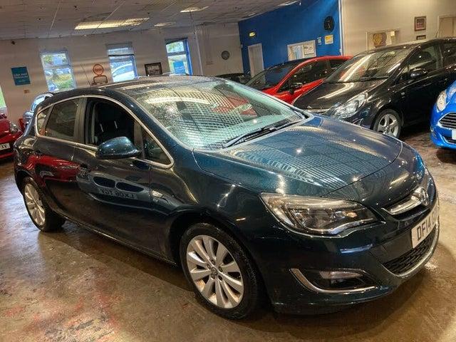 2014 Vauxhall Astra 1.6 Elite Hatchback (14 reg)