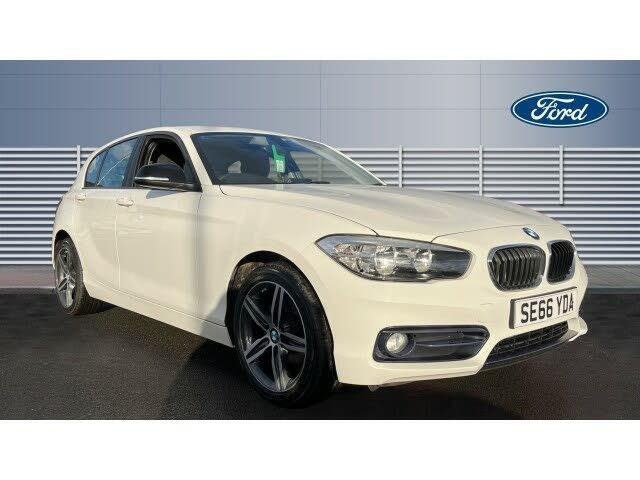 2017 BMW 1 Series 1.5 118i Sport 5d (66 reg)
