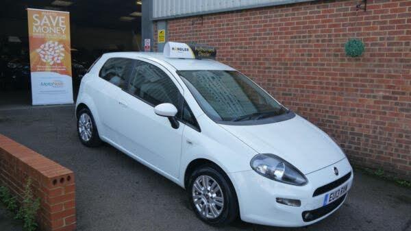 2013 Fiat Punto 1.2 Easy (No s/s) 3d (13 reg)