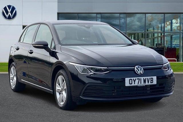 2021 Volkswagen Golf 1.5 eTSI Life (150ps) Hatchback (71 reg)