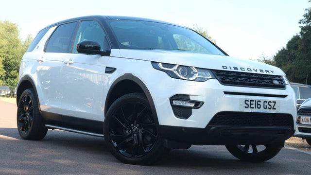 2016 Land Rover Discovery Sport 2.0Td4 HSE Black (s/s) (16 reg)