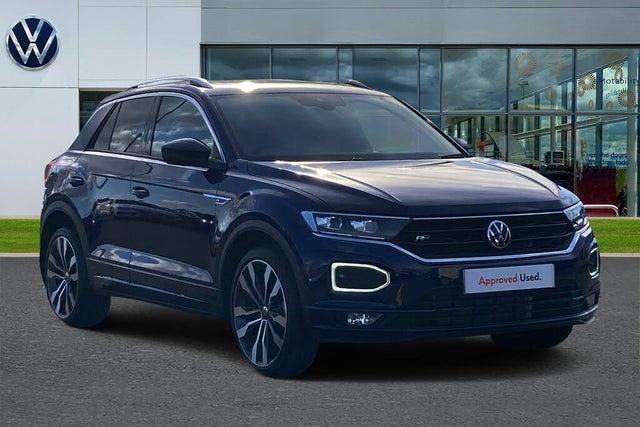 2021 Volkswagen T-Roc (21 reg)