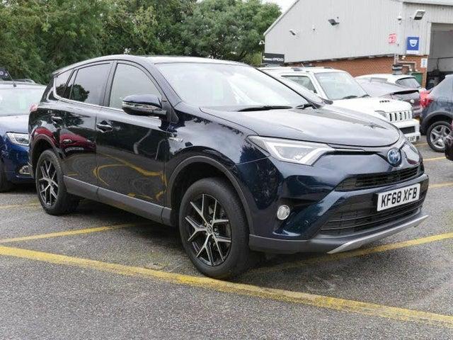 2019 Toyota RAV4 (68 reg)