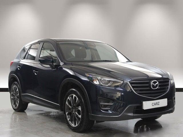 2017 Mazda CX-5 2.0 Sport (Nav) (66 reg)