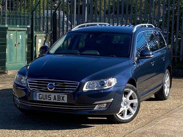2015 Volvo V70 2.0TD D4 SE Lux (15 reg)