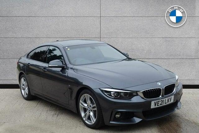 2021 BMW 4 Series (21 reg)