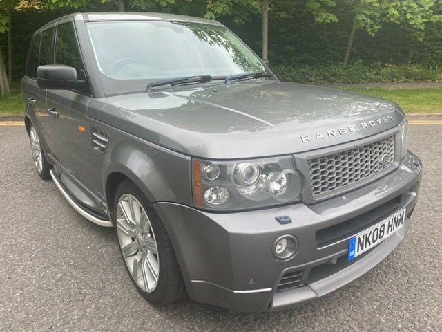 2016 Land Rover Range Rover Sport 4.4 SDV8 Autobiography Dynamic 4.4SD V8 (339bhp) 4X4 Auto (G1 reg)