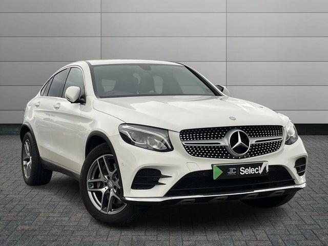 2017 Mercedes-Benz GLC-Class 2.1d GLC220d AMG Line (Premium)(s/s) Coupe 4d (66 reg)