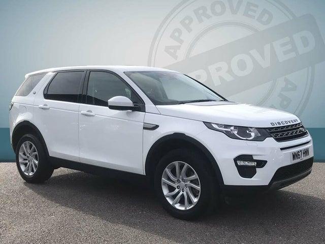 2017 Land Rover Discovery Sport 2.0Td4 SE Tech (182ps) SUV Auto (67 reg)