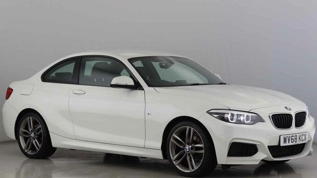 2018 BMW 2 Series (68 reg)