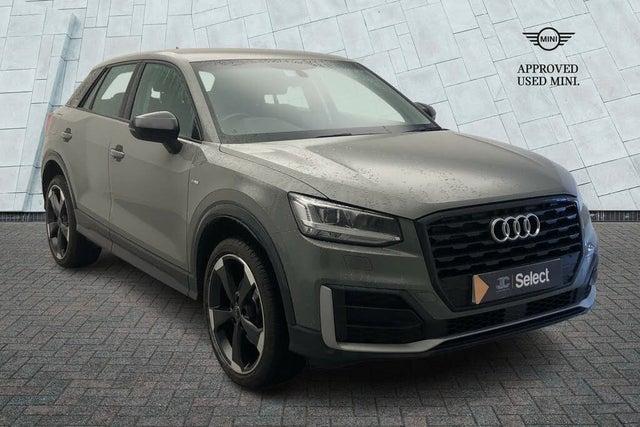 2017 Audi Q2 1.4 TFSI Edition 1 (66 reg)