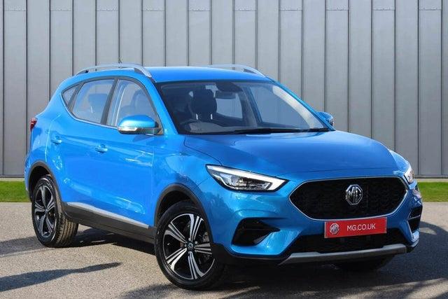 2021 MG ZS SUV 1.5 VTI-Tech Excite (21 reg)